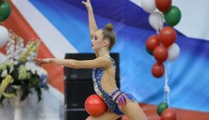 Ярославские художественные гимнастки завоевали три медали на всероссийских соревнованиях